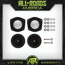 "Full Steel 3"" Fr + 2.5"" Rr Spacers Lift Kit For 2005-2010 Jeep Grand Che... - $146.70"
