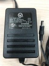 LEI T481208OO3CT  AC Power Supply Adapter Charge Output: 12V 750mA      I2