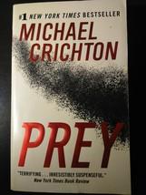 Prey Paperback by Michael Crichton - $1.00