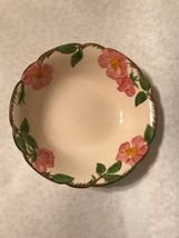 "Franciscan Desert Rose 8"" Round Vegetable Serving Bowl Arch California Stamp image 3"