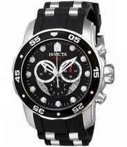 Invicta Watches Men's Watch Pro Diver Chronograph 6977 - $189.23