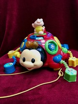 Vtech Crazy Legs Learning Bug With Sounds And Lights, Developmental Toy - Euc - $16.82