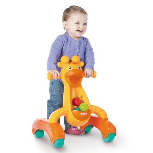 Primary image for PLAYSKOOL POPPIN PARK GIRAFFALAFF WALKER GIRAFFE GIRAFFA LAFF BABY TODDLER TOY