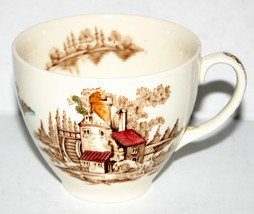 VINTAGE THE OLD MILL by JOHNSON BROS TEA / COFF... - $4.94