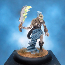 Painted Privateer Press Miniature Warmachine Ghost Raider III - $37.25