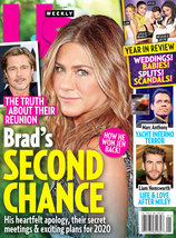 US Weekly 52 Issue (1 Year) Magazine - $15.00
