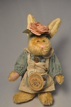 Boyds Bears & Friends: Emily Babbit - 9 Inch Plush Rabbit Investment Collection - $13.56