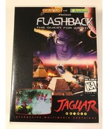 Flashback: The Quest for Identity - Atari Jaguar - Replacement Case - No... - $7.91