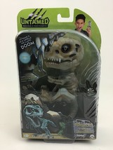 Untamed Fingerlings Doom Baby Dinosaur T-Rex Glow In The Dark Bonehead S... - $17.77