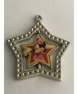 "Walt Disney World Minnie Mouse Swivel Star Silver Keychain 2"" - €10,31 EUR"