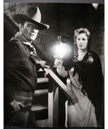 John Wayne (man who shot liberty valance) original 1962 11x14 vintage ph... - $250.00