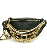 Chanel Waist Bum Bag Lambskin, Gold-Tone Pearls Chains - $5,935.05