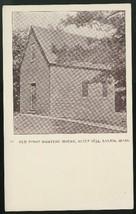 Massachusetts Old First Meeting House Salem MA UDB Postcard ca 1905 - $4.99