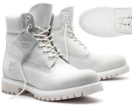 TIMBERLAND® GHOST WHITE LIMITED EDITION RELEASE MEN'S 6-INCH WATERPROOF ... - $277.95 CAD+