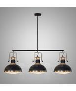 New Harmon Pendant Single / Triple Chandelier E27 Light Ceiling Lamp Sus... - $139.86+