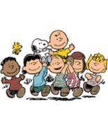 Peanuts Hooray for Charlie Bown Counted Cross Stitch Pattern - $373,54 MXN