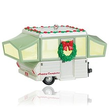 Hallmark QGO1669 Happy Campers Ornament - $55.22