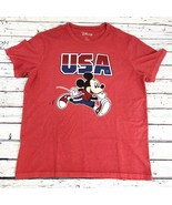 American Eagle Outfitters Disney Mickey USA Tee Shirt - Size L - $19.39