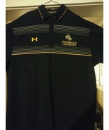 Under Armour Heat Gear Peninsula Lacrosse Club Maryland stitched (XL) SS... - $19.59