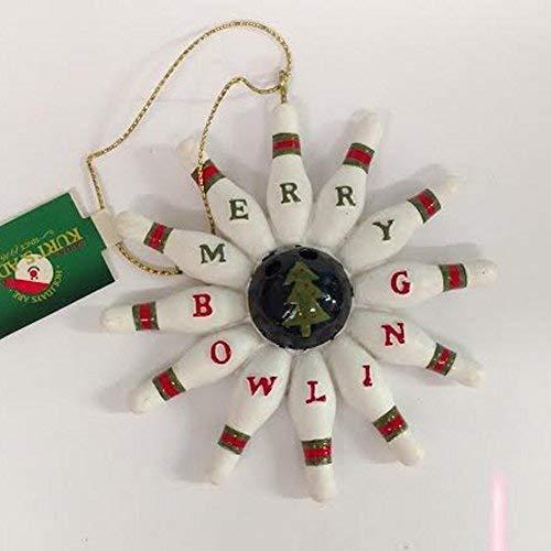Sports Ornament (Bowling) - $17.33