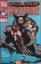 Marvel Comics Presents #89 : Wolverine, The Beast, Spitfire, & Mojo (Marvel Comi - $3.91