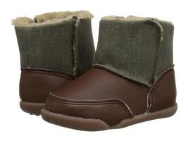 Carter's Every Step Stage 2 Standing Bucket-BS Shoe Baby Boy's Fleece Li... - $385,62 MXN