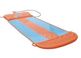 Bestway H2OGO! Triple Water Slide w/ Speed Ramp - $39.78