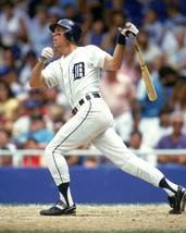 Alan Trammell 8X10 Photo Detroit Tigers Picture Baseball Mlb - $3.95