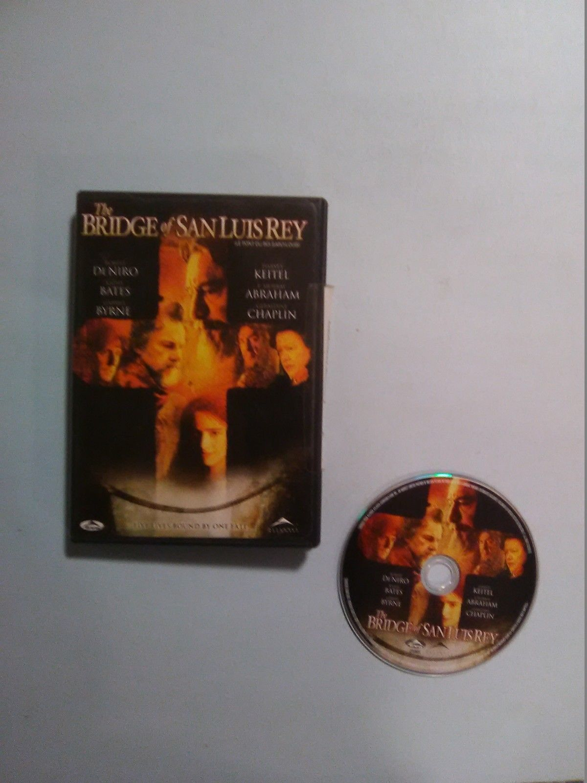 The Bridge Of San Luis Rey (DVD, 2005)