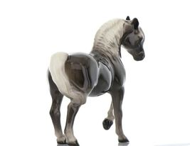 Hagen Renaker Miniature Horse Morgan Stallion Ceramic Figurine Boxed image 7