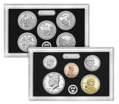 2019 S Silver Proof Set 10 Coin Deep Cameo W/ Box & COA *IN STOCK* *L@@K* - $66.94