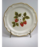 Mikasa Strawberry Festival Round Chop Plate Serving platter - $12.60