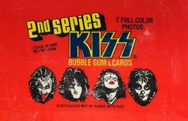 U-PICK KISS SINGLES 1978 Donruss Series 2 Trading Card 1978 Bubblegum - $6.44