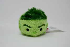 "Disney Store Tsum Tsum 3"" Plush Stuffed Animal - Marvel Incredible Hulk - $5.89"