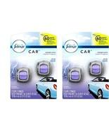 Febreze Car Vent Clips, Air Freshener, Midnight Storm, 2 ea - 2pc - $18.83
