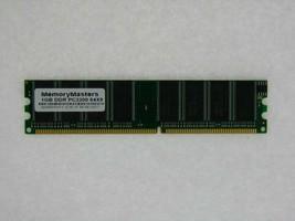 1GB DDR PC3200 non-Ecc Dimm RAM Emachines W3400 W3410 W3502 W3503 Mémoire