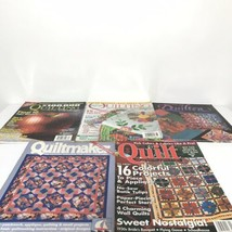 (5) Quilting Magazine Lot - $24.67
