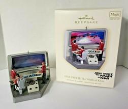 Vintage 2007 Hallmark Keepsake Ornament Star Trek Wrath of Khan Works! - $29.99