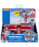 Nickelodeon Paw Patrol Marshall's Transforming Fire Engine Ages 3+ - $14.84