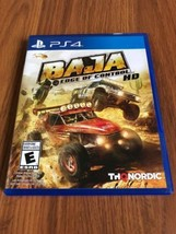 BAJA EDGE OF CONTROL HD - PLAYSTATION 4  -  BRAND NEW SEALED - $16.91