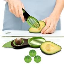 2pcs Avocado Slicer multi-functional little helper Avocado Lover US Stock - $4.81