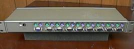 Aten Master View Plus 8 Port KVM Switch CS-9138 - $65.62
