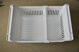 LG / Kenmore Refrigerator freezer large crisper drawer / Trey  part# AJP... - $49.00