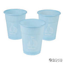 Nautical Baby Shower Paper Cups - $5.74