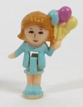 1993  Polly Pocket Doll  Vintage Lot Bay Window House - Jessica Bluebird Toys - $8.00