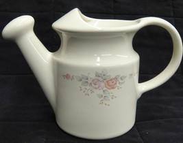 "Pfaltzgraff Trousseau Plant Watering Jar Vase Utensil Holder Stoneware 5.75"" - $8.90"