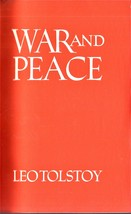Leo Tolstoy WAR AND PEACE Inner Sanctum Edition (1942) - $69.95