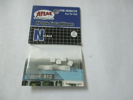 Atlas # BLMA103  RV Style Air Conditioners  4 per Pack N-Scale image 5