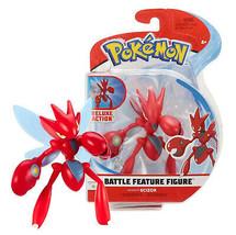Pokemon Scizor Battle Feature Figure New in Package - $24.88
