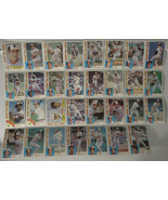 1984 Topps Baltimore Orioles Team Set of 31 Baseball Cards - $7.00